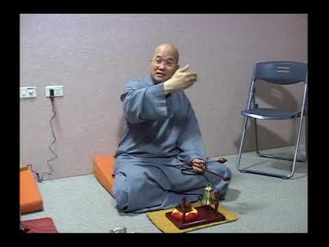 2012 12 28地鐘教學 悟行法師