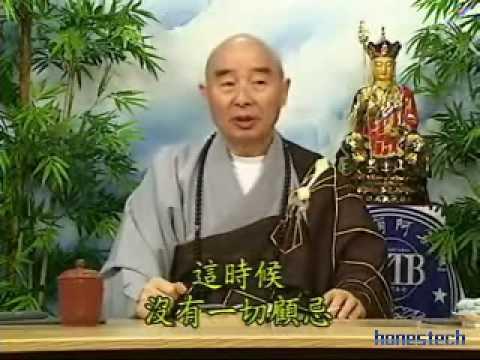 淨空法師談 - 臥室_房間裡可供佛像嗎?