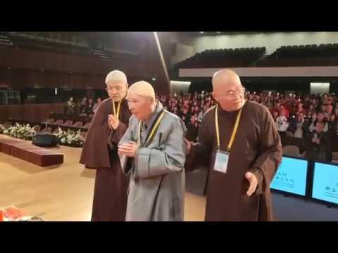 淨空老和尚勸勉大眾「念佛祈求世界和平」
