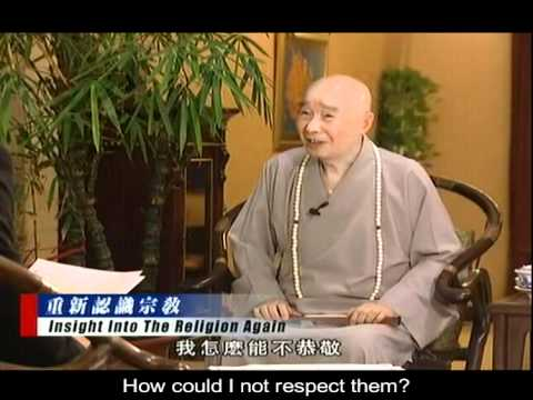 All religions are brothers - Interview with ven. Master Chin Kung